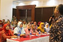 150  GURU MENGIKUTI WORKSHOP TALENT SCOUTING DI UNY